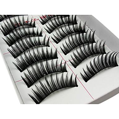 Ресницы Объемные Повседневный макияж Зрительно удлиняет уголок глаза Инструменты для макияжа Высокое качество Повседневные