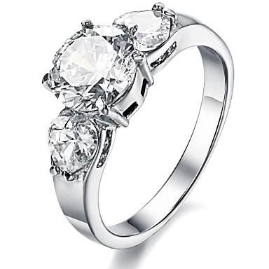 Pentru femei Oțel titan Band Ring - Modă Pentru Nuntă Petrecere Zilnic Casual