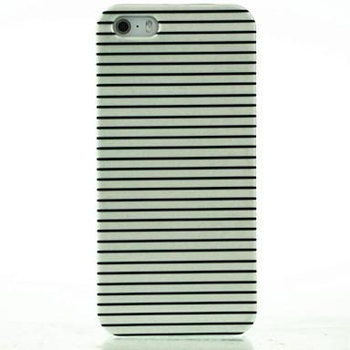 iphone 7 artı siyah& iphone 5 / 5s beyaz çizgili desen zor durumda