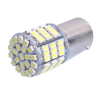 SO.K 1개 BA15S(1156) 전구 3 W 고성능 LED 500 lm 85 LED 테일 라이트 For 유니버셜