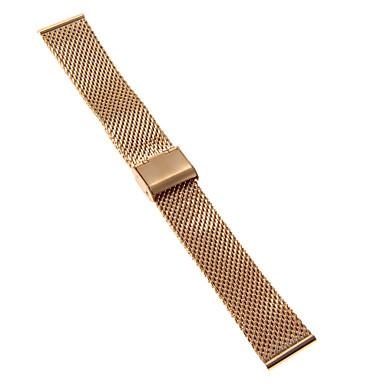 Bărbați Dame Mărci Ceas Oțel Inoxidabil #(0.047) #(16.5 x 2 x 0.3) Accesorii Ceasuri