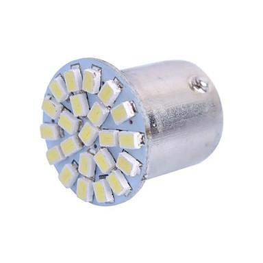 billige LED & Belysning-SO.K 1 Stykke 1157 Elpærer 2W Høj præstations-LED 22 Baglygte For Universel