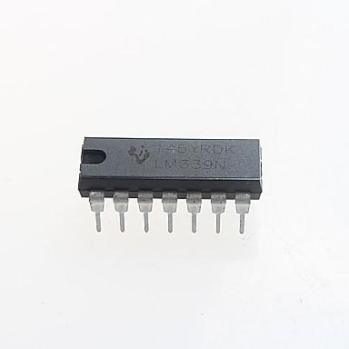 LM324N LM324 putere scăzut quad op amper dip-14 (5pcs)