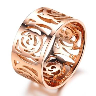 Pentru femei Band Ring - Oțel titan Modă 5 / 6 / 7 Pentru Nuntă / Petrecere / Zilnic