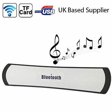 портативный Bluetooth V2.1 + EDR супер низкочастотный динамик / TF mp3 / AUX / громкой связи