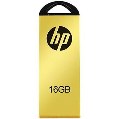 HP v225w 16GB USB 2.0 Flash unitate tirani locale aur