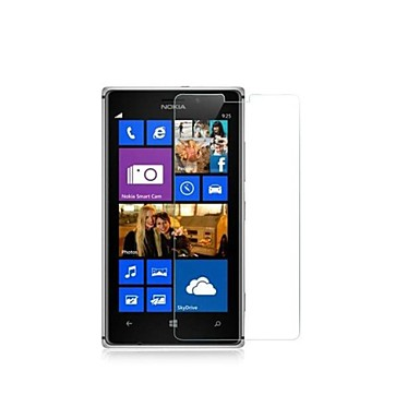 dengpin ® anti-explosie vingerafdrukbestendig hd helder gehard glas screen protector film voor de Nokia Lumia 925 925t