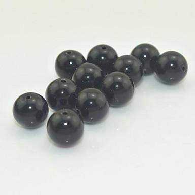 DIY Jewelry 30PC/BAG pcs Beads kits Semi-Precious Stone Bead 1 cm DIY Bracelet Necklace