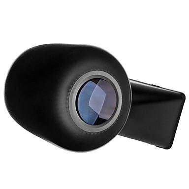 newyi v4 lcd visor x2,8 extender lupa lupa view finder v4 para Sony NEX-3 NEX-5