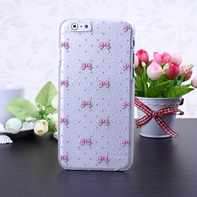 Voor iPhone 6 hoesje / iPhone 6 Plus hoesje Patroon hoesje Achterkantje hoesje Tegels Hard PC iPhone 6s Plus/6 Plus / iPhone 6s/6