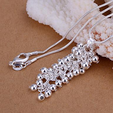 Hangers Strass n.v.t. zilver 1
