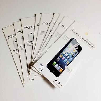 Ekran Koruyucu Apple için iPhone 6s iPhone 6 10 parça Ön Ekran Koruyucu