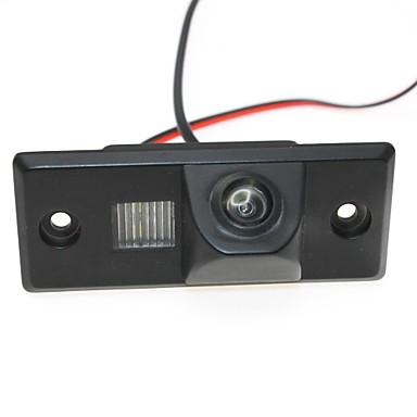 porsche cayenne 420 tv hatları için 140 ° CCD su geçirmez gece görüş araba arka görüş kamerası renepai® NTSC / PAL - 2 led