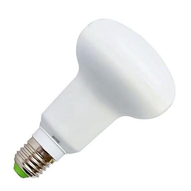 1 buc 7 W Bulb LED Glob 650 lm E26 / E27 18 LED-uri de margele SMD 5730 Decorativ Alb Cald Alb Rece 100-240 V