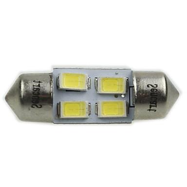 Festoon Carro Branco Frio 2W SMD 5730 > 8000 Luz de Leitura