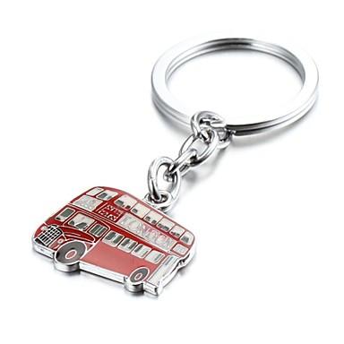 engeland rode londen bus zinklegering sleutelhanger (eerste 10 klanten met doos toegevoegd)
