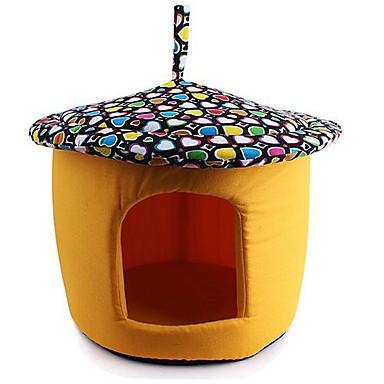 levne Péče o srst pro psy-nový vzor plátno houba stylu pet domu 45 * 37 * 35