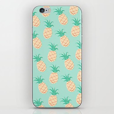 iphone 7 plus kleine blauwe ananas patroon harde case voor de iPhone 6s 6 plus