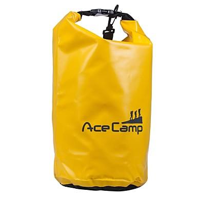 10 L Geantă Uscată Rezistent la apa Dry Bag Pachet de compresie Rezistent la umezeală Impermeabil Uscare rapidă Fermoar Impermeabil