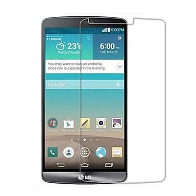 crystal lcd protetor de tela clara profissional de alta transparência com pano de limpeza para LG g3