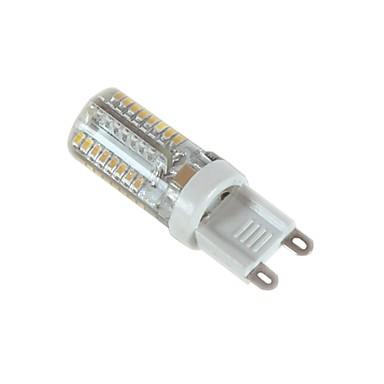 2W G9 Lâmpadas Espiga T 54 SMD 3014 160-180 lm Branco Quente / Branco Frio AC 220-240 V