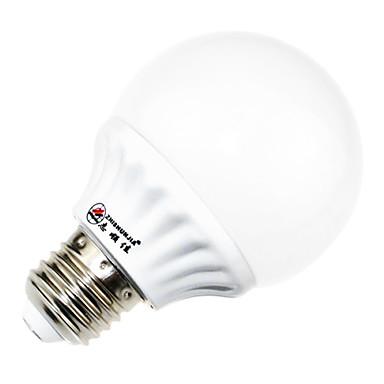760lm E26 / E27 LED Küre Ampuller 40 LED Boncuklar SMD 2835 Dekorotif Doğal Beyaz 85-265V