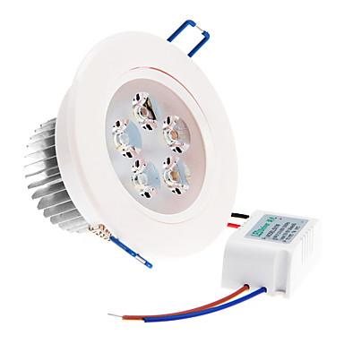 ZDM® 1pc 5 W 500-550 lm 5 LED-Perlen Hochleistungs - LED Warmes Weiß / Kühles Weiß / Natürliches Weiß 85-265 V / 1 Stück / RoHs