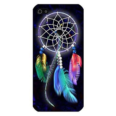 Pentru Carcasă iPhone 5 Carcase Huse Model Carcasă Spate Maska Prinzător de vise Greu PC pentru iPhone SE/5s iPhone 5