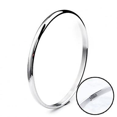 gepersonaliseerde gift armband roestvrij staal gegraveerd sieraden