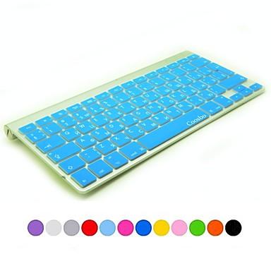 coosbo® Ρωσικά δέρμα πληκτρολόγιο κάλυψη σιλικόνης διάταξη της ΕΕ για iMac G6 13