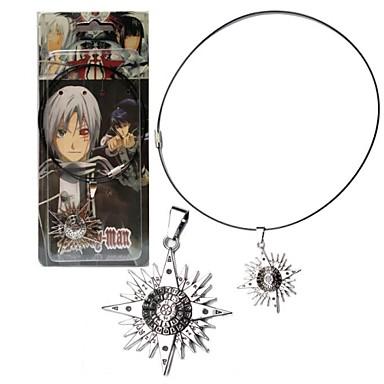 Schmuck Inspiriert von Reborn! Cosplay Anime Cosplay Accessoires Halsketten Aleación Herrn heiß