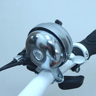 Fietsen Fietsbellen Fietsen / Mountain Bike / Racefiets / Bmx / Fiets met vaste versnelling / Recreatiewielrennen / Dames zilverachtig