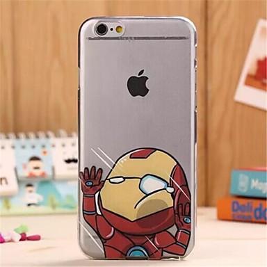 Voor iPhone 6 Plus hoesje Hoesje cover Achterkantje hoesje Zacht TPU voor iPhone 6s Plus iPhone 6 Plus