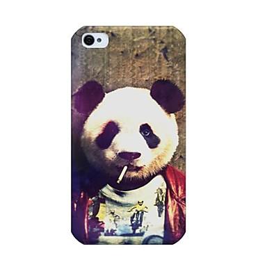 panda model înapoi caz pentru iPhone 4 / 4s