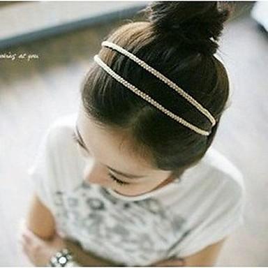 Pentru femei Casul / Zilnic Modă Elegant Material Textil Plastic Cordeluțe Nuntă Petrecere