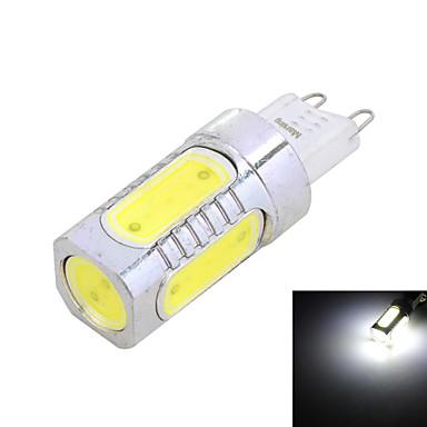 Becuri LED Corn 550 lm G9 LED-uri de margele Alb Rece 220-240 V