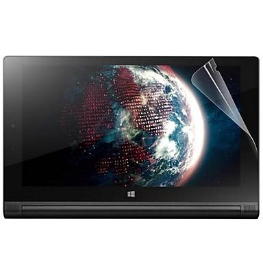 Screenprotector Lenovo voor Lenovo Yoga Tablet 2 10.1 PET 1 stuks Ultra dun