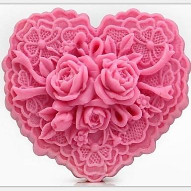 bakvorm Bloem Taart Koekje Cake Silicium Rubber Milieuvriendelijk DHZ 3D