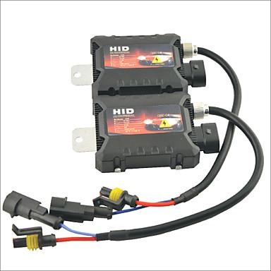 2pcs H3 Mașină Becuri 35 W 1 HID Xenon Bec Ceață Pentru Jeep / BYD F3 / 2500