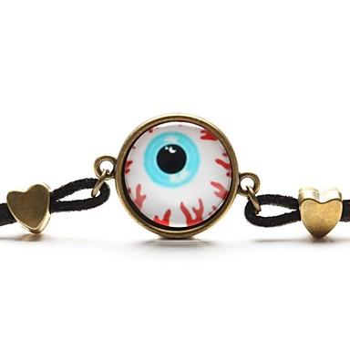 Dames Bedelarmbanden Vriendschap armbanden Vintage Armbanden Hars Katoenflanel Hamsa hand Sieraden Voor Dagelijks Causaal Sport