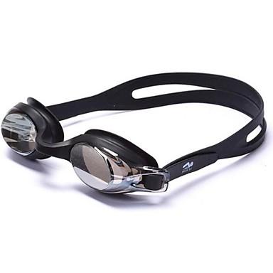 Winmax ® professionele atletiek galvaniseren anti-fog zwembril g1800m