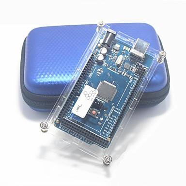 arduino için mega2560 r3 temeli başlangıç kiti w / eva çanta