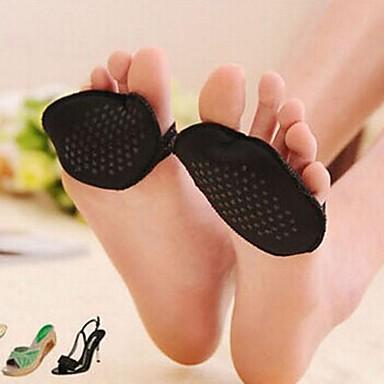 παπούτσια δαντέλα ψηλοτάκουνα σόλας για προστασία μπροστινά πόδια (τυχαία χρώμα)