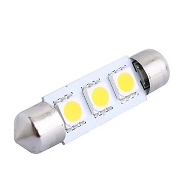 Automatisch Warm Wit SMD 5050 2800-3300 Deurlicht Leeslamp Nummerplaatverlichting