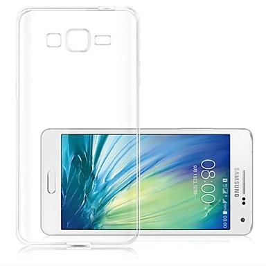 Για Samsung Galaxy Θήκη Διαφανής tok Πίσω Κάλυμμα tok Μονόχρωμη TPU Samsung A5
