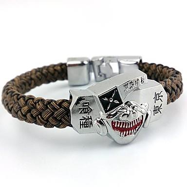 Schmuck Inspiriert von Tokyo Ghoul Cosplay Anime Cosplay Accessoires Armband Aleación Herrn neu
