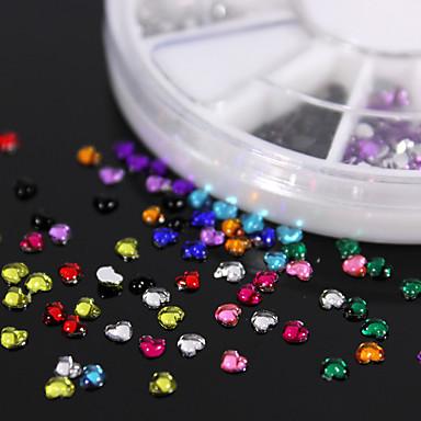 1set Ειδική Περίσταση Πλαστικά Gems