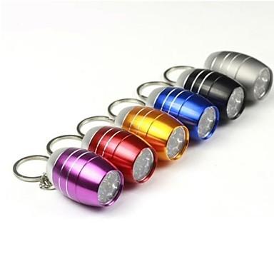 LS175 Schlüsselanhänger Taschenlampen LED Taschen / Größe S / Notfall Camping / Wandern / Erkundungen / Für den täglichen Einsatz /
