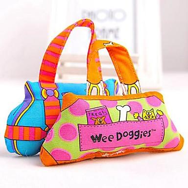Kauknochen für Katzen Kauspielzeug für Hunde Cartoon Design Textil Für Hund Welpe