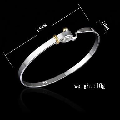 Dames Sieraden Cuff armband Zilver Draak Sieraden Verjaardag Verloving